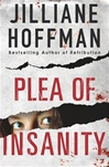 Plea of Insanity | Hoffman, Jilliane | Signed First Edition Book