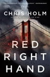 Holm, Chris | Red Right Hand | Signed First Edition Book