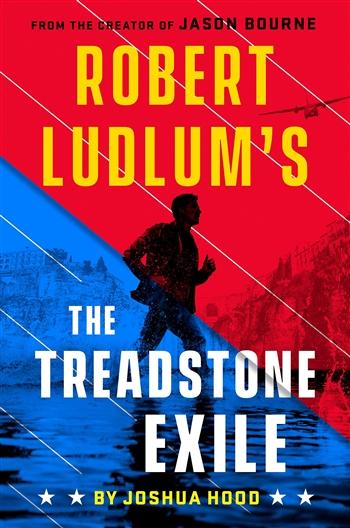 The Treadstone Exile by Joshua Hood