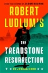 Hood, Joshua (as Ludlum, Robert) | Robert Ludlum's The Treadstone Resurrection | Signed First Edition Copy