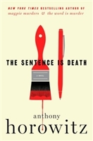 Sentence is Death | Horowitz, Anthony | Signed First Edition Book