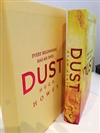 Dust | Howey, Hugh | Signed Limited Edition UK Book
