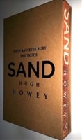 Sand | Howey, Hugh | Signed & Numbered Limited Edition UK Book
