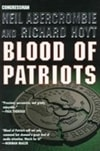Blood of Patriots | Hoyt, Richard | Signed First Edition Book