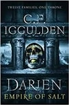 Darien: Empire of Salt | Iggulden, Conn | Signed First UK Edition Book