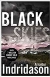 Black Skies by Arnaldur Indridason | Signed First Edition UK Book