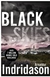 Black Skies | Indridason, Arnaldur | First Edition UK Book