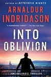 Into Oblivion | Indridason, Arnaldur | Signed First Edition Book