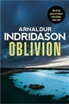 Indridason, Arnaldur | Oblivion | First Edition UK Book