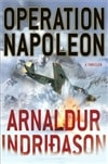 Operation Napoleon | Indridason, Arnaldur | Signed First Edition Book