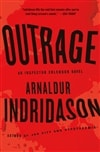 Outrage | Indridason, Arnaldur | Signed First Edition Book