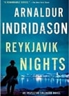 Reykjavik Nights | Indridason, Arnaldur | Signed First Edition Book