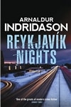 Reykjavik Nights by Arnaldur Indridason | Signed First Edition UK Book