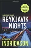 Reykjavik Nights | Indridason, Arnaldur | First Edition UK Book