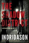 Shadow District, The | Indridason, Arnaldur | Signed First Edition UK Book