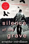 Silence of the Grave | Indridason, Arnaldur | Signed First Edition Book