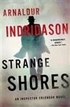 Strange Shores | Indridason, Arnaldur | Signed First Edition Book