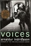 Voices | Indridason, Arnaldur | Signed First Edition Book
