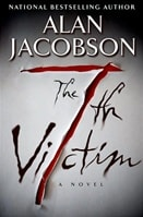 7th Victim, The | Jacobson, Alan | Signed First Edition Book