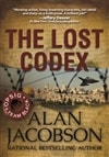 The Lost Codex by Alan Jacobson | Signed & Numbered Limited Edition Book