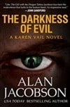 Jacobson, Alan | Darkness of Evil | Signed & Numbered Limited Edition Book