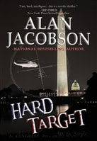 Hard Target | Jacobson, Alan | Signed First Edition Book