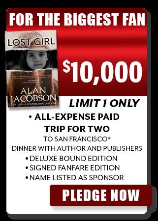 $10,000 Pledge