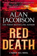 Red Death 7 | Jacobson, Alan | Signed First Edition Copy
