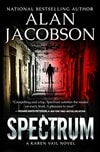 Spectrum | Jacobson, Alan | Signed & Numbered Limited Edition Book