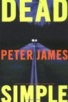 Dead Simple | James, Peter | Signed First Edition Book