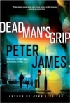 Dead Man's Grip | James, Peter | Signed First Edition Book