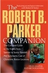 James, Dean | Robert B. Parker Companion, The | First Edition Trade Paper Book