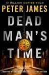 Dead Man's Time | James, Peter | Signed First Edition Book
