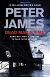 Dead Man's Time | James, Peter | Signed First Edition UK Book