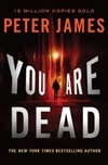 You Are Dead | James, Peter | Signed First Edition Book
