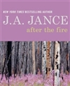 After the Fire | Jance, J.A. | Signed First Edition Book