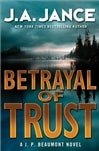Jance, J.A. - Betrayal of Trust (Signed First Edition)