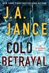 Jance, J.A. - Cold Betrayal (Signed First Edition)