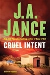 Jance, J.A. | Cruel Intent | Signed First Edition Book
