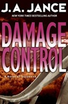 Jance, J.A. - Damage Control (Signed First Edition)