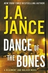 Jance, J.A. | Dance of the Bones | Signed First Edition Book
