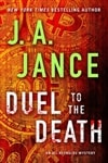 Jance, J.A. | Duel to the Death | Signed First Edition Book