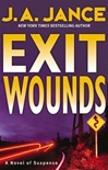 Jance, J.A. - Exit Wounds (Signed First Edition)