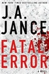 Fatal Error | Jance, J.A. | Signed First Edition Book