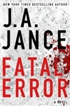 Jance, J.A. - Fatal Error (Signed First Edition)