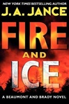 Jance, J.A. - Fire and Ice (Signed First Edition)