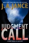 Jance, J.A. - Judgment Call (Signed First Edition)