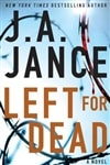 Jance, J.A. - Left For Dead (Signed First Edition)