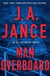 Jance, J.A. | Man Overboard | Signed First Edition Book