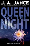 Jance, J.A. - Queen of the Night (Signed First Edition)